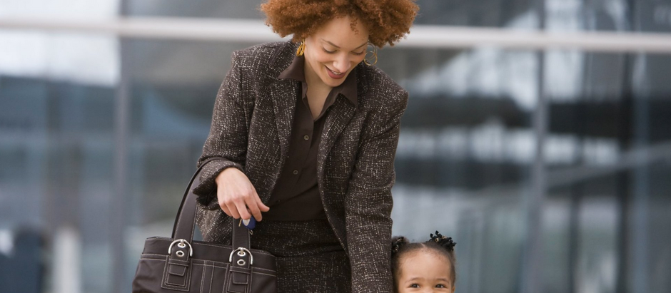 Harvard Study: Kids of Working Moms Grow Up Just as Happy as Stay-At-Home Moms