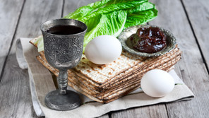 Not The Usual Pesach