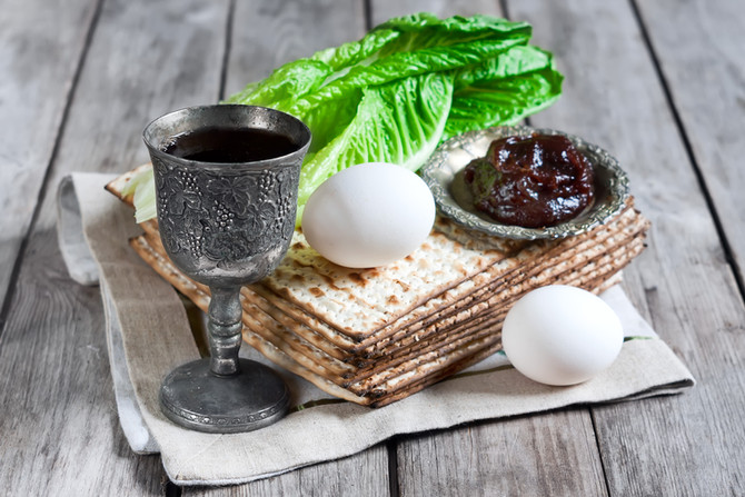 Managing Passover Mindfully