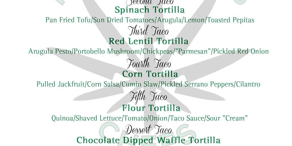 (Vegan) Taco Night! 50% Discount