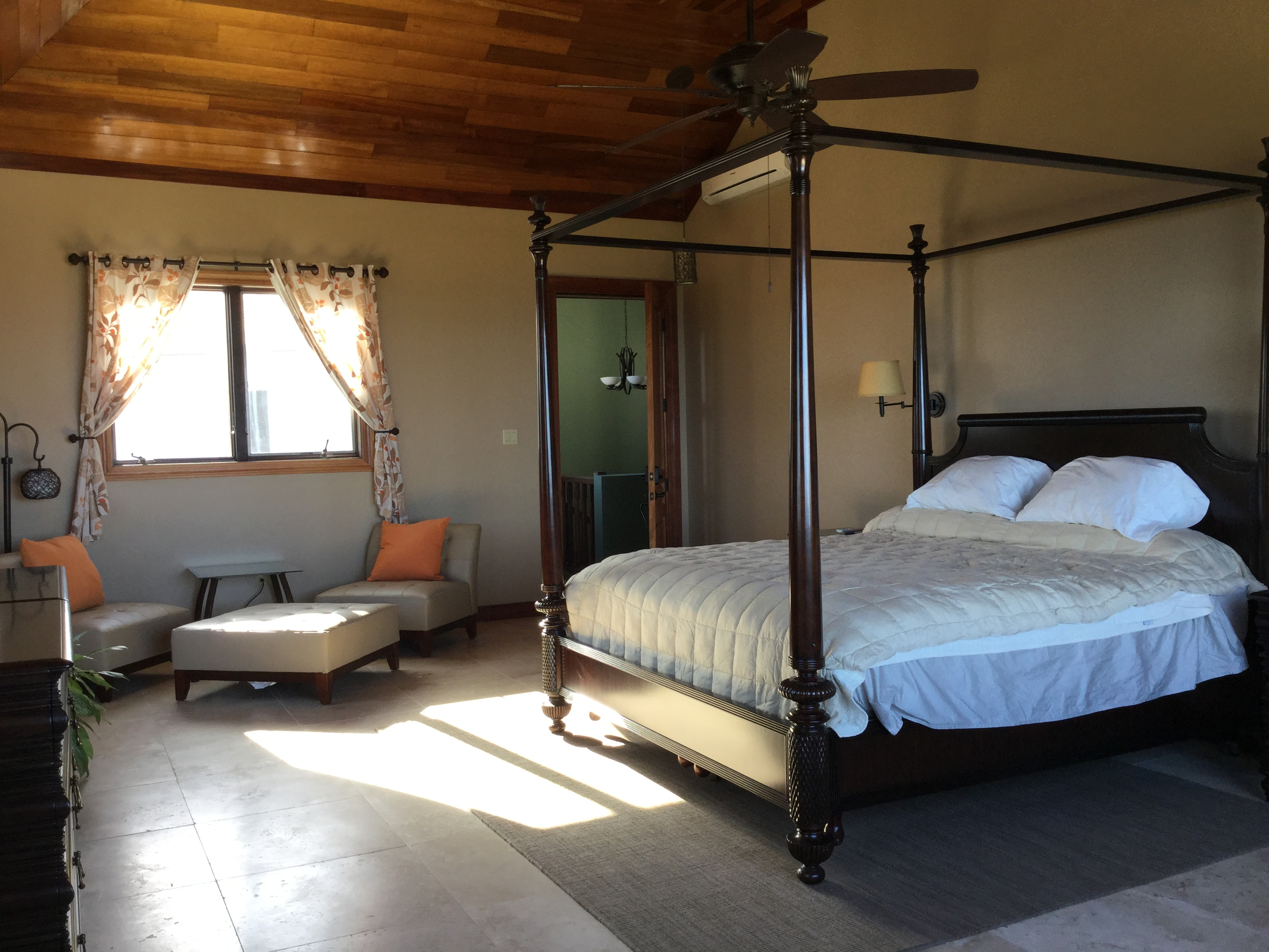 West Upstairs Bed