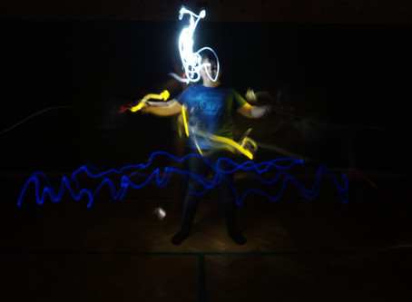 Lightpainting: Malen mit Licht