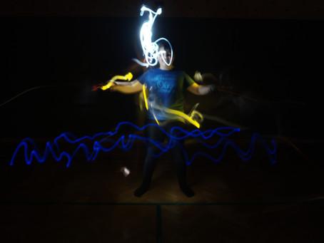 Lightpainting: Malen mit Licht