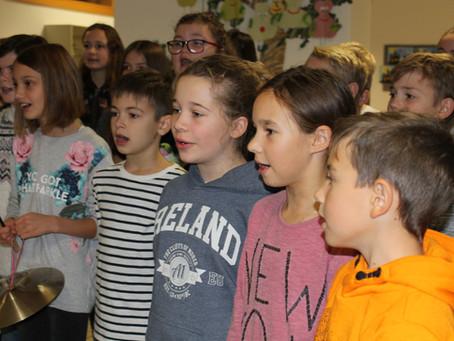 Musikbotschafter der Musikmittelschule Waidhofen/Ybbs