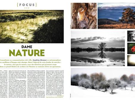 Article magazine Bonnes Terres