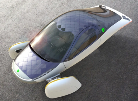 This Solar-Powered Electric Vehicle Never Needs to Be Charged