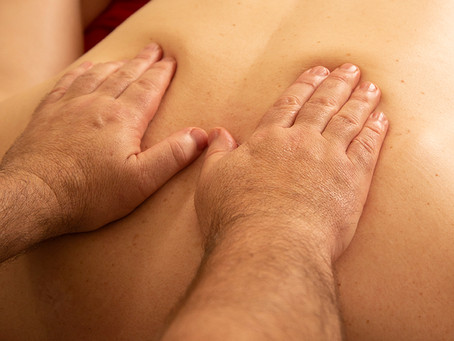 Some of the evidence-based benefits of massage.