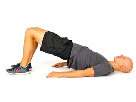 Your glutes and piriformis