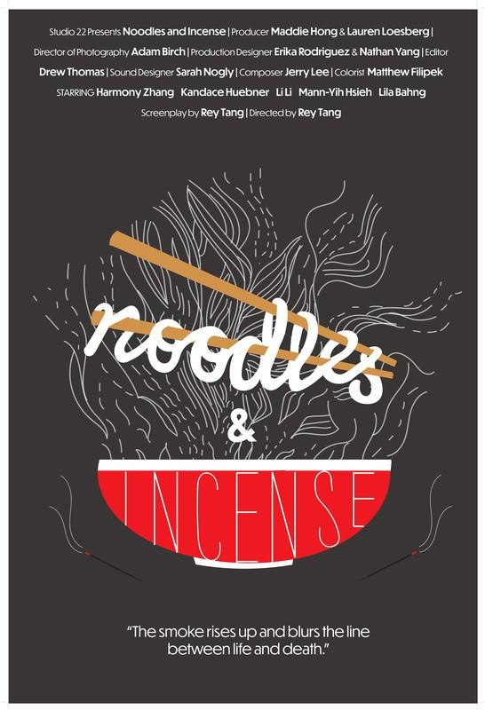 Noodles & Incense