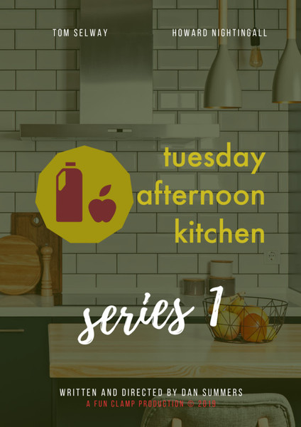 Tuesday Afternoon Kitchen