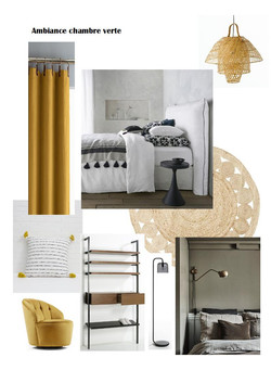 palncAmbiance chambre ethnic chic