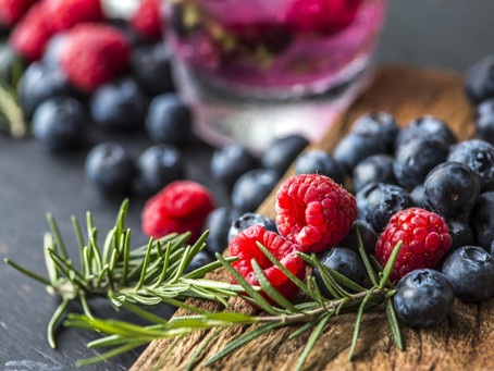 Live Longer With an Antioxidant-Rich Diet