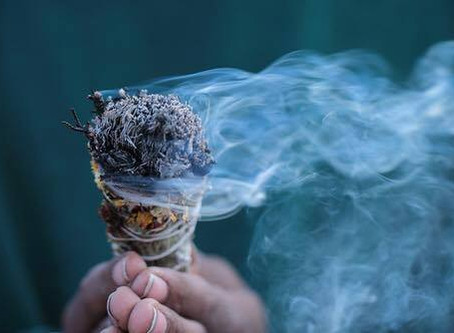 The Ancient Art of Smudging & Why You Should Be Doing It