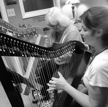 Harp Lessons - All Ages