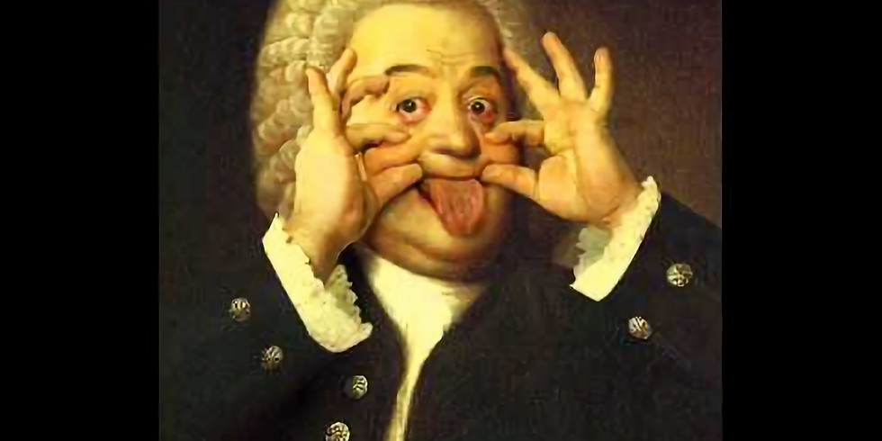 Only Bach Is Perfect - The Concert!