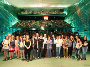 Gala Premios Mandarache 2014