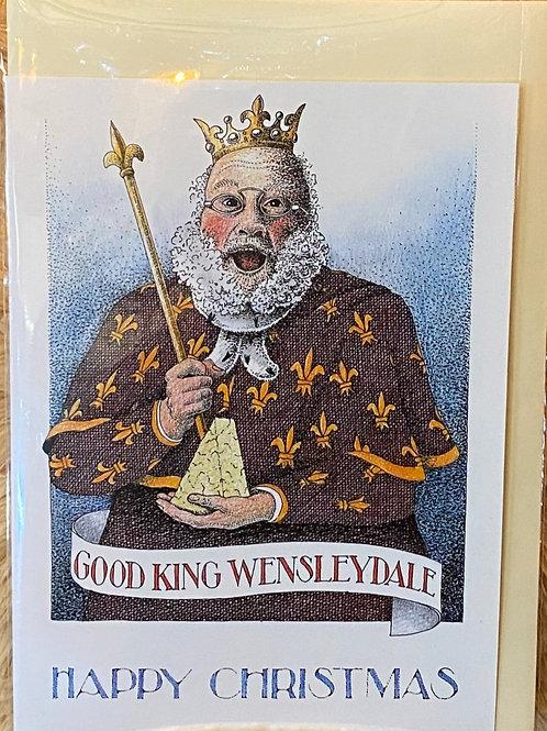 King Wensleydale