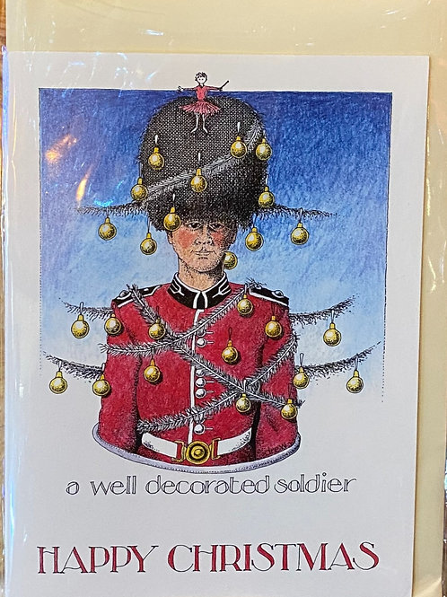 Decorated Soldier