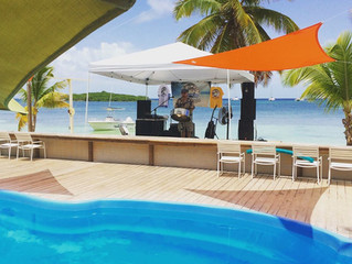 Steel Daddy Will Entertain the Bahamas Abaco Regatta and July 4th Guests at Grabbers on Guana Cay th