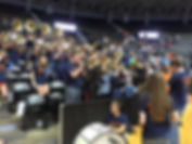 Pep band in Wichita 1.jpg