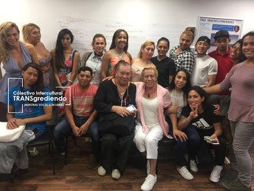 Abriendo el dialogo de nuestra lucha #Translatina