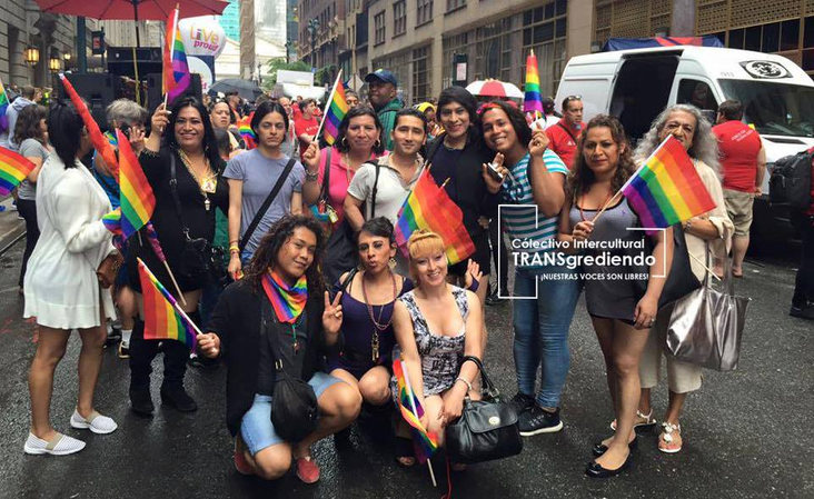 New York LGLBTIQ2+ Pride 2017