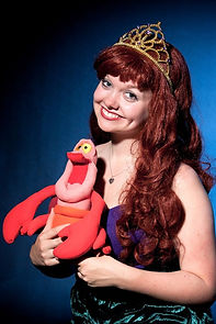 Little Mermaid Party Princess