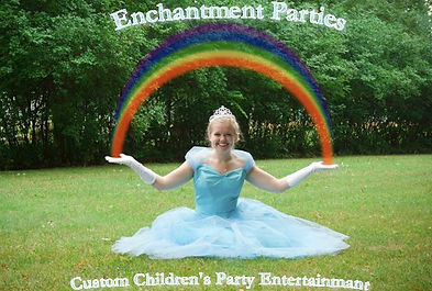Cinderella Party Princess