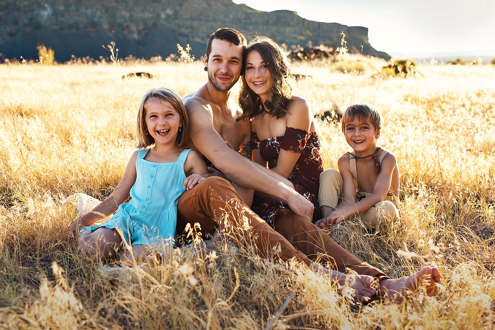 Family Photographers in Wenatchee