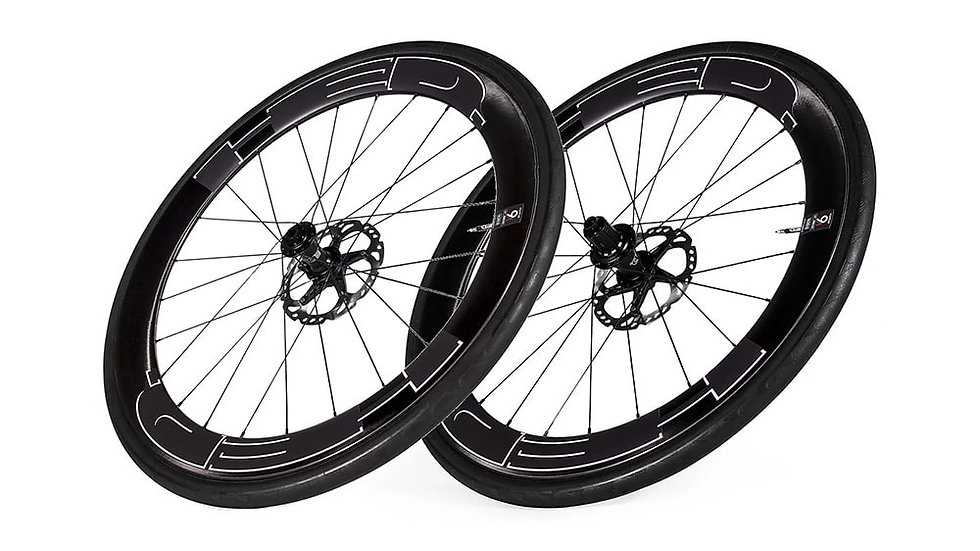 HED VANQUISH DISC CARBON CLINCHER