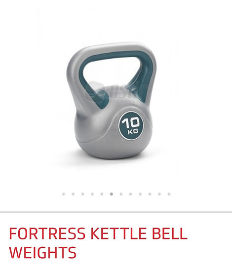 Fortress Kettle Bell