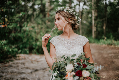 The Wrens Nest bridals
