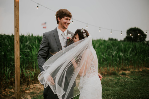 Owen Farm Wedding