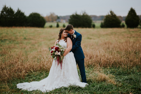 Grace Valley Farm wedding