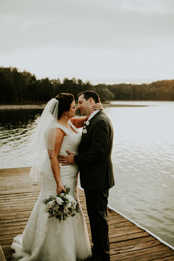 Long Hunter State Park wedding