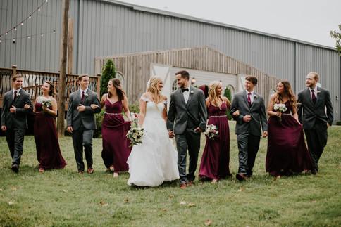 The Belle Hollow Wedding