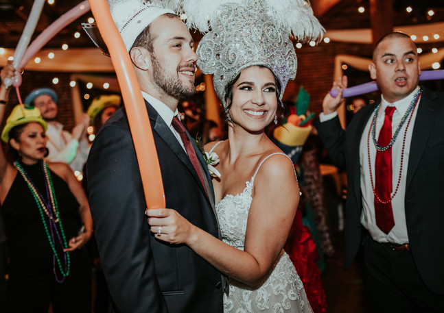 la hora loca, latin weddings, Brazilian weddings, nashville destination wedding