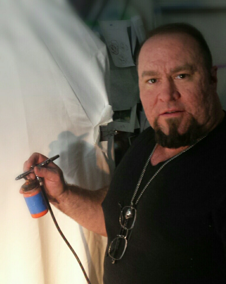CLASSES INTRO TO AIRBRUSHING