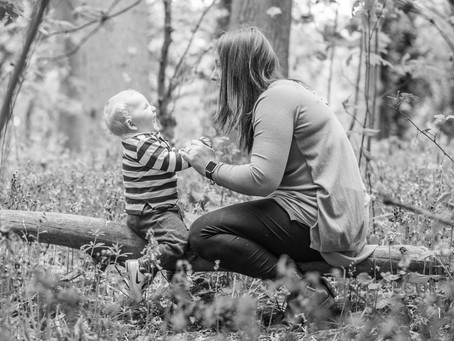 Can becoming a mum mess with your mind?