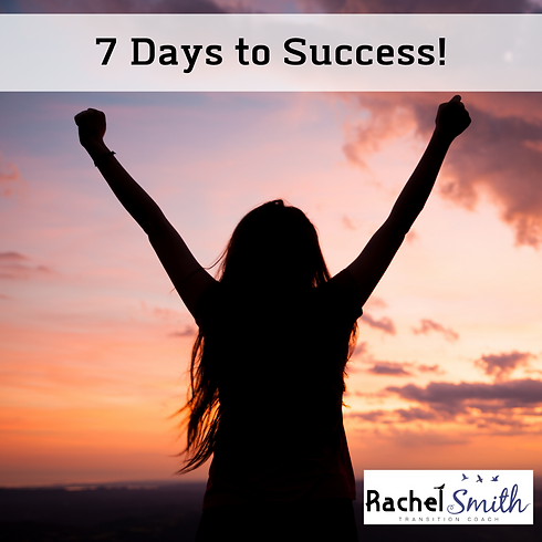 Copy of Working Mums; 7 Days to Success!