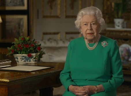 The Queens message...… my working mums view