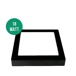 18-Watt-Sıva-Üstü-Kare-Panel-Siyah (1)