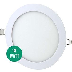 18-Watt-S%C4%B1va-Alt%C4%B1-Yuvarlak-Pan