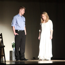 """As Emily in """"Our Town,"""" 2014"""