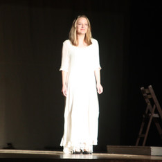 "As Emily in ""Our Town,"" 2014"