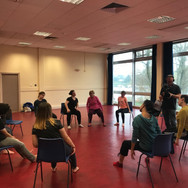 Movement Narratives Meanings: Anseo workshop