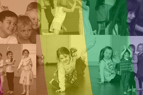 Mini Movers - Health and Well-Being Programme