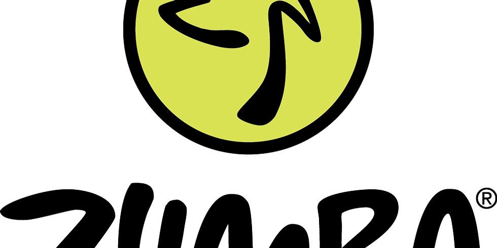 Live Zumba Monday 14 June