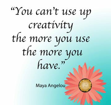 Creating, Crafts and Creativity