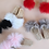 Thumbnail: Lamb fur and Straw Slippers
